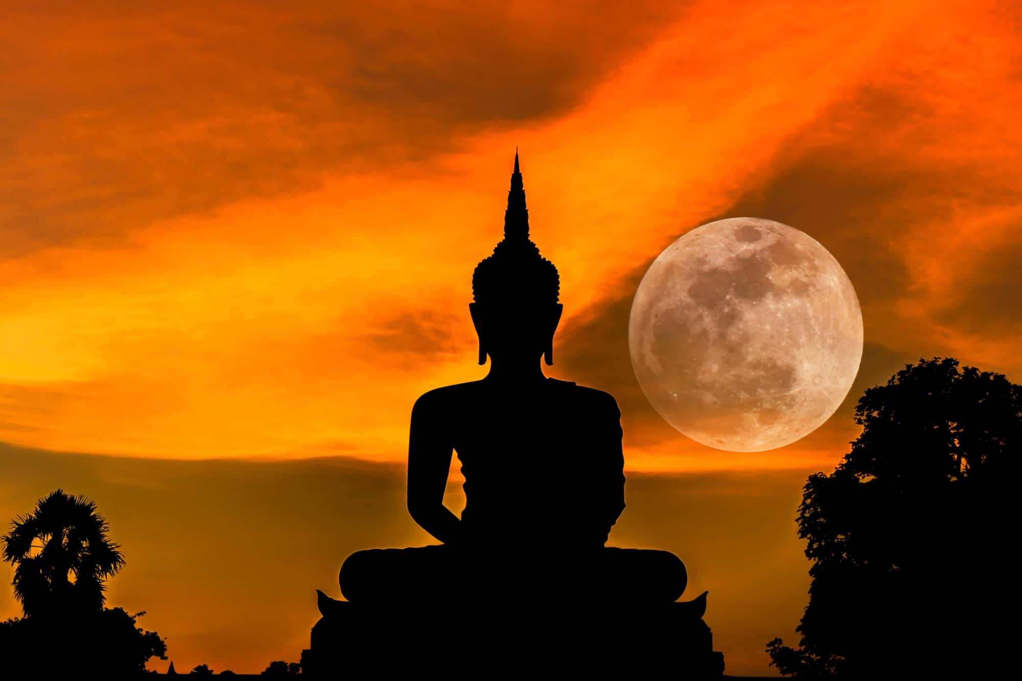 Buddha Full Moon 2019 - Conscious Calendars