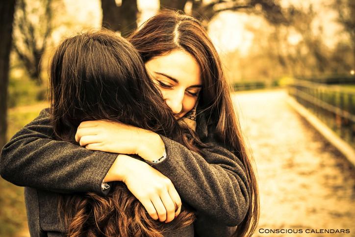 Quiet hug