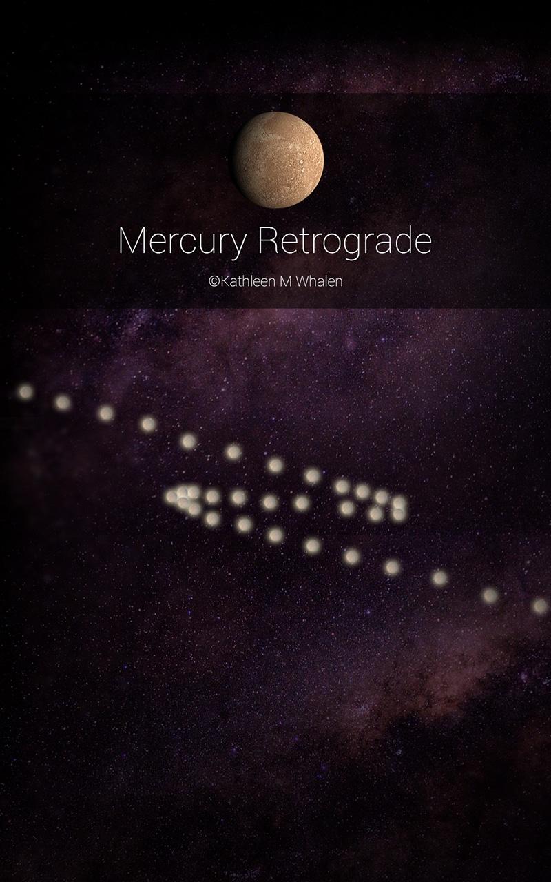 Mercury Retrograde July 2019 - Conscious Calendars
